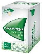 Nicorette - gumy nikotynowe
